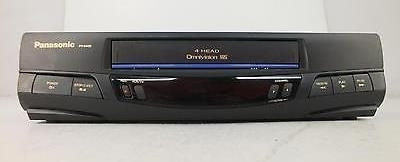 Vhs Panasonic Omnivision Pv-9400 (4 Cabezales) Impecable