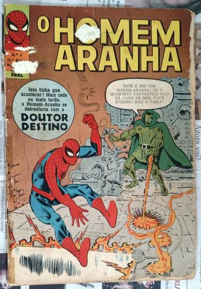 O Homem Aranha - Ebal Números 02,13, 27, 45 E 64