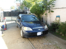 Honda Civic Año 2004 1.7 Ex Vtec