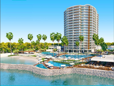 Apartamento Con Vista Al Mar En Juan Dolio Wpa140