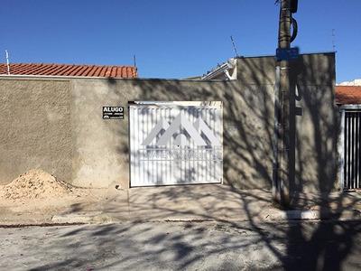Ca42 Casa De Fundos 1 Dormitório 2 Garagens Reformada Campin