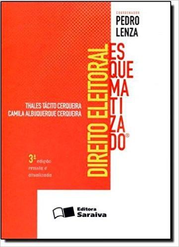 Livro Direito Eleitoral Esquematizado Para Concursos