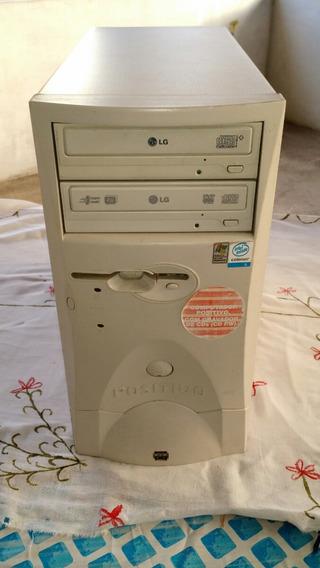 ( Pc+monitor+ Impressora Hp+ Acessórios) Retirada De Peças