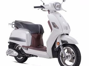 Scooters Benelli 125 Seta - 0km - 2017 - Maxihogar