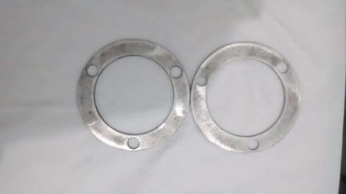 Separador De Rin De 3 Huecos Manzana De 122 Mm Aluminio Par