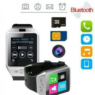 Relógio Celular Via Bluetooth Smartphone