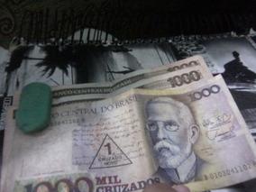 Cruzeiros De 1000,500 E 5000