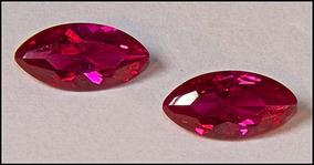 Rsp 3160 Rubi Sangue De Pombo 10x5mm Preço Pedra 1,28 Ct