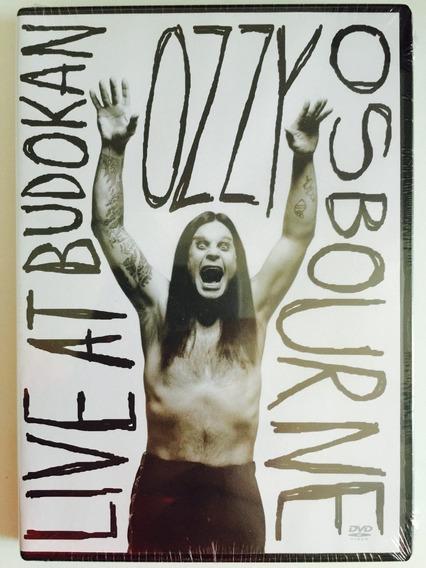 Dvd Ozzy Osbourne Live At Budokan (2002) - Novo Lacrado!!!