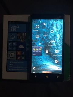 Lumia 830 Top De Linha