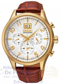 Relógio Cronógrafo Seiko 7t04ac/2