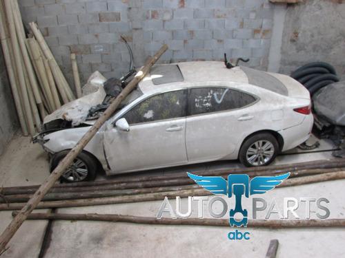 Lexus Es 350 Sucata Somente Peças Autoparts Abc