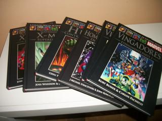 Graphic Novels Marvel - 14, 15, 21, 27, 28, 29 E 37 - Salvat