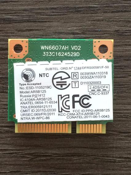 Placa De Rede Lenovo G405