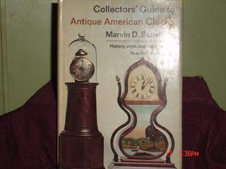 Guia De Relojes Americanos Antiguos - Marvin Schwartz