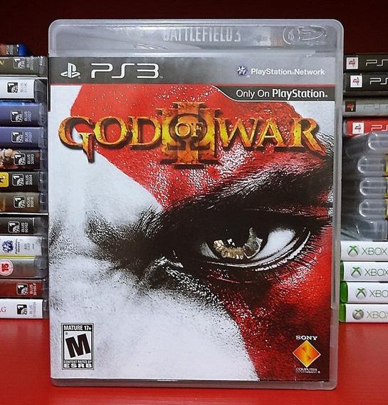 God Of War 3 God Of War Iii Ps3 Playstation 3