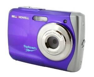 Bell + Howell Splash Wp7 12 Mp Cámara Digital A Prueba De Ag