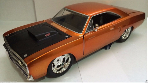 1/24 Fast & Furious Rapido Y Furioso 7 Plymouth Road Runner