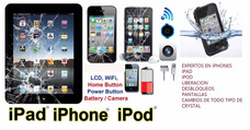 Expertos En Tecnología Iphones (liberación , Reparación )