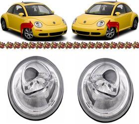 Par Farol Vw New Beetle 1998 1999 2000 2001 2002 À 2006