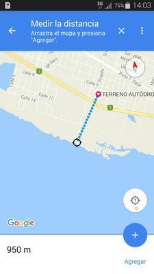 Terreno En Venta En Ciudad Del Plata A Mts. De Playa Pascual