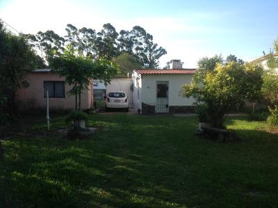 Casa Con Gran Terreno + Apto. A Reparar. Financio Parte!