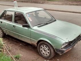 Peugeot 505 Sr Frances, Gnc Grande, Oportunidad!!!!!!!