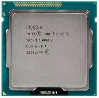 Processador I5 3570 1155 3.4ghz 3 Geração Com Garantia
