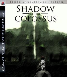 Shadow Of The Colossus Ps3 Juego Playstation 3 Original