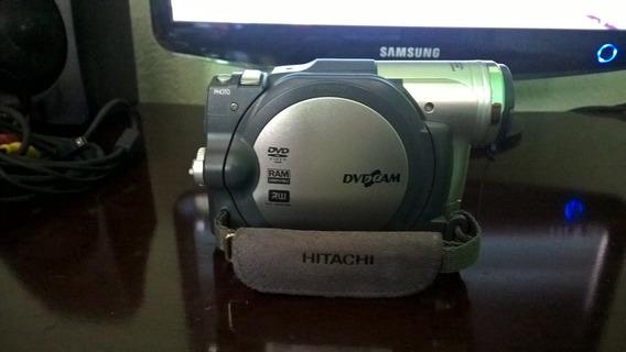 Camera Filmadora Hitachi Dvd Cam Dz-bx35e