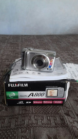 Câmera Fotográfica Digital Fujifilm 8.3 Megapixels