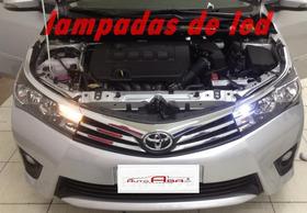 Toyota Novo Corolla Lampadas Led Farol Baixo
