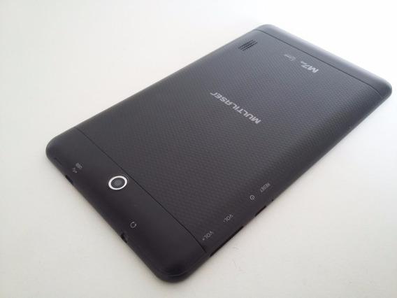 Tampa Traseira Tablet Multilaser M7 3g Original