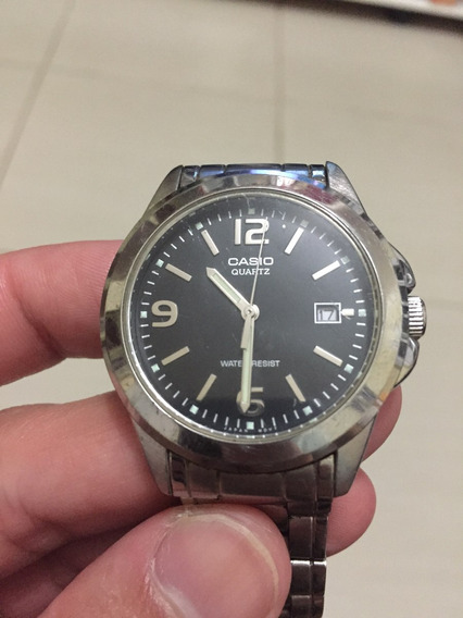 Relógio Casio Mtp 1215
