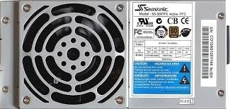 Fonte Seasonic Slimline 80 Plus P/ Hp Dell Ibm 300w Real