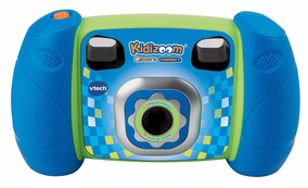 Vtech Kidizoom Digital Camera - Blue Azul