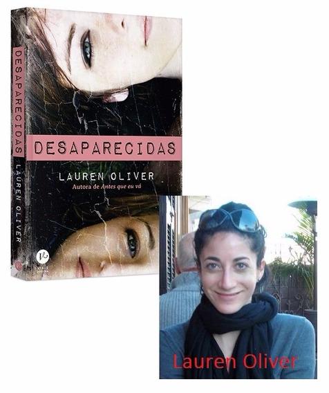Livro - Desaparecidas - Lauren Oliver - Novo E Lacrado