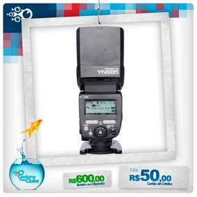 Flash Yongnuo Yn685 Ttl Que Faz Hss Com Ng60 Novo Strobist