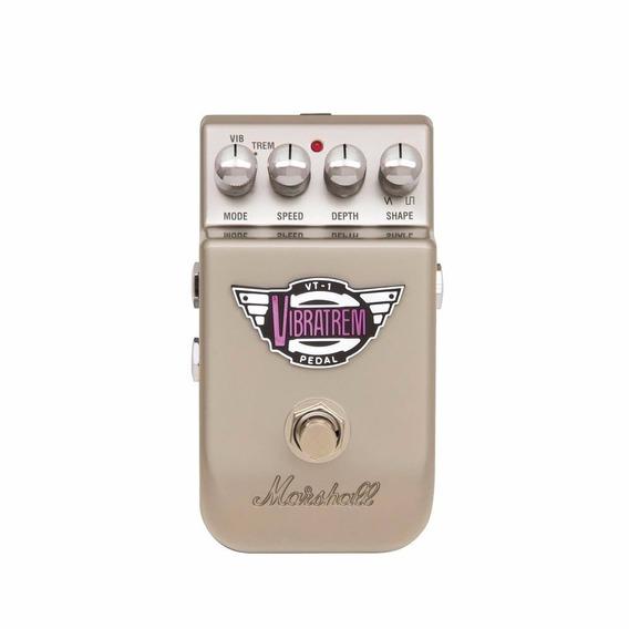 Pedal Marshall Vibrato E Tremolo Vibratrem Vt-1 - Pd0793