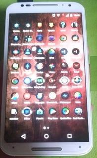 Celular Motorola Moto X2 X Bambu 32gb 4g 6,4 Movistar Blanco