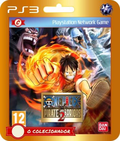 One Piece Pirate Warriors 2 ( Ps3) - Envio Rápido!
