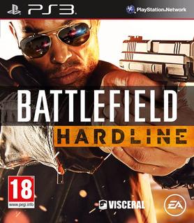 Battlefield Hardline Ps3 Digital Gcp