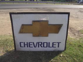 Placa De Parede Da Chevrolet (cod.1883)