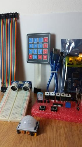 Starter Kit Arduino Uno R3. (excelente Oportunidad !!!)