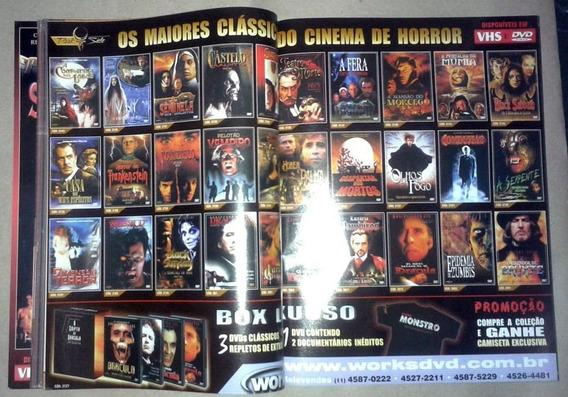 Revista De Terror Cine Monstro Especial Bette Davis