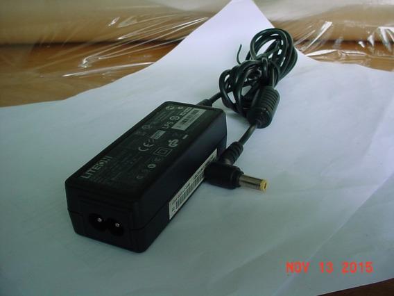 Adaptador / Carregador Pa1400-11 Lite-on *19v-2,1a*