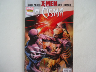 Hq Marvel X-men O Cisma