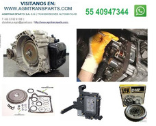Reparacion De Caja Dsg Audi, Seat, Polo, Ibiza Vw 0am Dq200