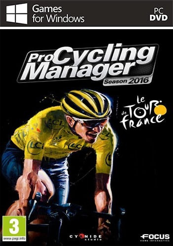Pro Cycling Manager 2016 Pc - Dvd