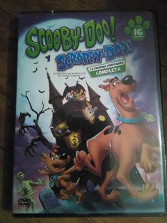 Scooby Doo Y Scrapy Doo La Primera Temporada ( Dvd Serie )